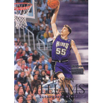 1999-00 Skybox Premium Jason Williams Kings