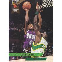 1993-94 Fleer Ultra Rookie Vin Baker Bucks