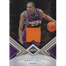 2010-11 Limited Threads Jersey Grant Hill /199 Phoenix Suns