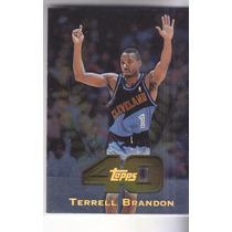 1997-98 Topps 40 Terrell Brandon Cavaliers