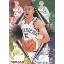 1994-95 Fleer 1st Year Phenom Jason Kidd Mavericks