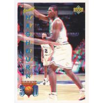 1994 Upper Deck 3d Rookie Jamal Mashburn Mavericks