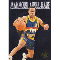 1993-94 Skybox Premium Center Stage Mahmoud Abdul Rauf Nugg