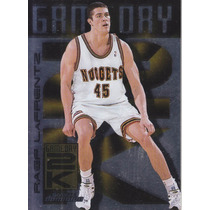 1999-00 Skybox Dominion Game Day 2k Raef Lafrentz Nuggets