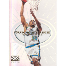 1997-98 Z-force Quick Strike Grant Hill Pistons