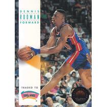 1993-94 Skybox Premium Dennis Rodman Pistons