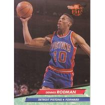 1992-93 Fleer Ultra Dennis Rodman Pistons