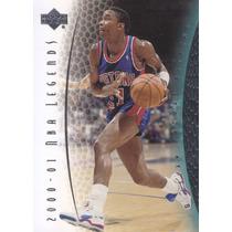 2001-02 Upper Deck Legends Isiah Thomas Pistons