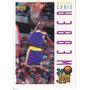 1993-94 Upper Deck 3d Rookie Chris Webber Warriors