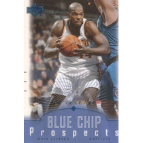 2000-01 Ud Reserve Rookie Prospects Marc Jackson Warriors