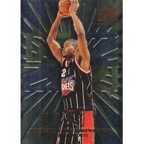 1996-97 Skybox Zforce Zebut Othella Harrington Rockets