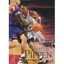 1999-00 Skybox Premium Scottie Pippen Rockets