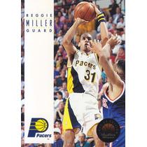 1993-94 Skybox Premium Reggie Miller Pacers