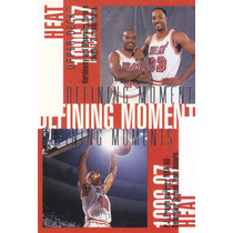 1997-98 Upper Deck Defining Moments Alonzo Mourning Heat