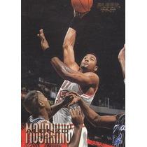 1996-97 Fleer Alonzo Mourning Heat