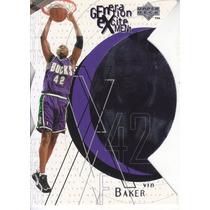 1996-97 Upper Deck Generation Excitement Vin Baker Bucks