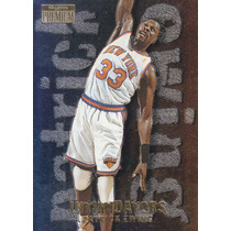 1996-97 Skybox Premium Intimidators Patrick Ewing Knicks