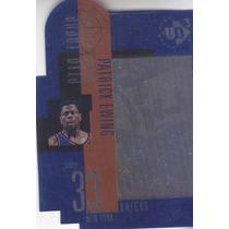 1996-97 Ud3 Star Focus Patrick Ewing Ny Knicks