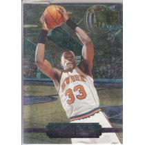 1996-97 Metal Cyber Patrick Ewing Knicks