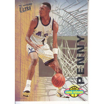 1993-94 Fleer Ultra Famous Nicknames Penny Hardaway Magic