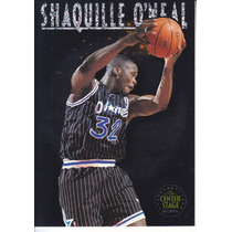 1993-94 Skybox Premium Center Stage Shaquille O