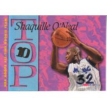 1995-96 Hoops Top Ten Shaquille O