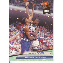 1992-93 Fleer Ultra Rookie Shaquille O