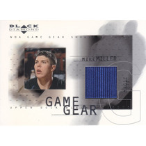 2000-01 Black Diamond Jersey Mike Miller Magic