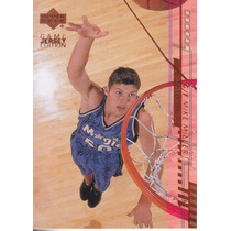 2000-01 Upper Deck Rookie Mike Miller Magic