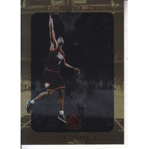 1997-98 Sp Authentic Rookie Tim Thomas Sixers