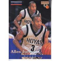 1996 Score Board Rookies Allen Iverson Sixers