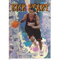 1998-99 Topps Kick Start Allen Iverson Sixers