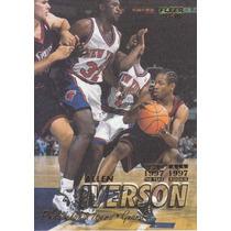 1997-98 Fleer Allen Iverson Sixers