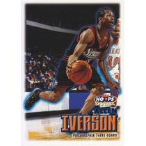1999-00 Hoops Allen Iverson Sixers