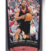 1998-99 Upper Deck Game Dated Allen Iverson Sixers
