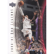 2001-02 Upper Deck Legends Allen Iverson Sixers