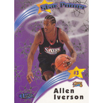 1997-98 Fleer Ultra Star Power Allen Iverson Sixers