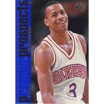 1996-97 Sp Rookie Allen Iverson Sixers