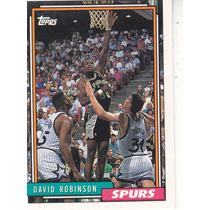 1992-93 Topps David Robinson Spurs