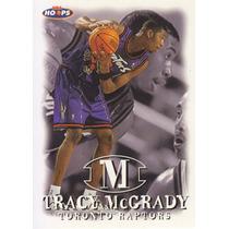 1998-99 Hoops Tracy Mcgrady Raptors