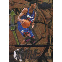 1997-98 Metal Universe All Millennium Marcus Camby Raptors