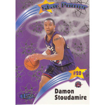 1997-98 Fleer Ultra Star Power Damon Stoudamire Raptors