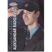 1999-00 Fleer Force Rookie Aleksandar Radojevic /1600