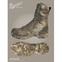 Botas Tacticas Danner Desert Tfx Gtx Uniform Boots With A-ta
