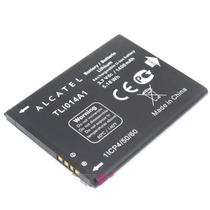 Bateria Pila Alcatel Ot4010 Ot5020 Ot4030 Ot4012 1400mah