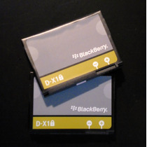 Bateria Blackberry D-x1 9500 9530 9550 8900 9630