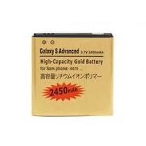 Bateria Alta Capacidad Galaxy S Advanced I9070 De 2450mahfdp