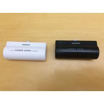 Cargador Batería Para Iphone 5 Ó 6 3000 Mah Carga 60%
