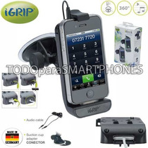 Soporte Igrip Dock Iphone 4s / 4 / 3gs / 3g / Ipod 4g To Msi