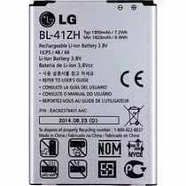Bateria Pila Lg Bl-41zh Leon H340 L50 D213n D290 Fino Bl41zh